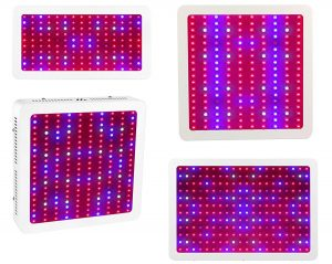 Best LED grow lights - Morsen full spectrum grow lights