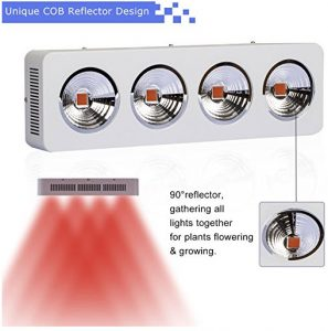 Best LED grow lights - Roleadro COB LED grow lights - COB