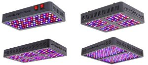 Best LED grow lights - Viparspectra - LED grow lights