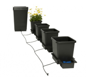 AutoPot 4pot System Gravity Fed Watering System - marijuana hydroponic system