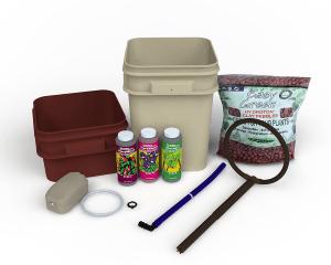 General Hydroponics WaterFarm Complete - marijuana hydroponic system