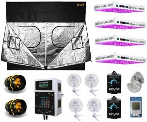 Gorilla 10x10 grow tent package  sc 1 st  Growing Marijuana Pro & Best complete marijuana grow kit 2017 - Growing Marijuana Pro