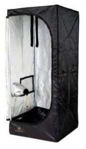 Secret Garden grow tent - front