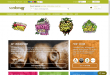 Seedmans online seed bank
