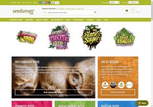 Seedmans online seed bank